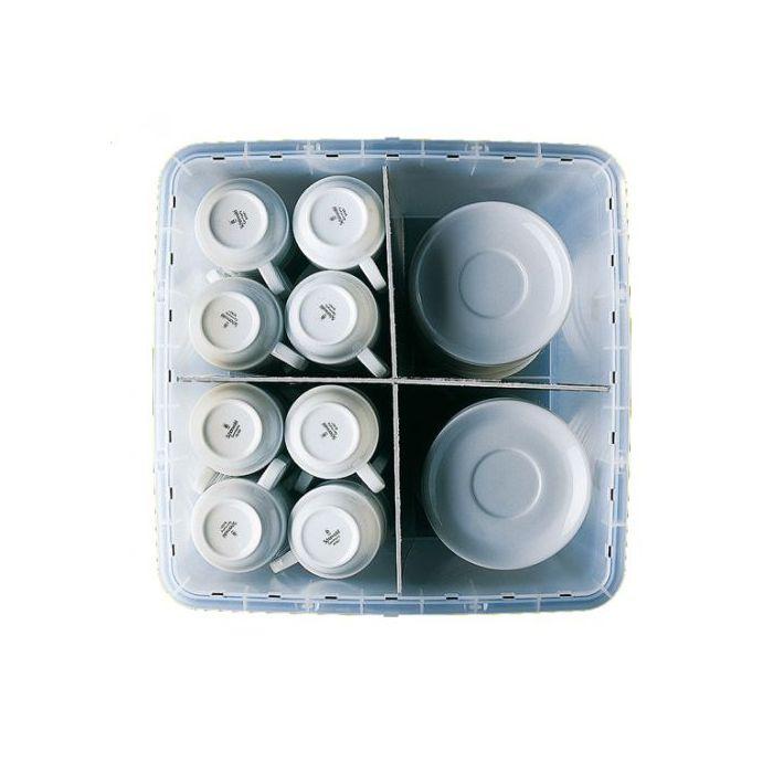 Opbevaringsbokse og tilbehør
