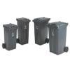 2 hjulede affaldsbeholdere