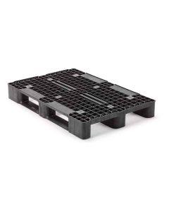 Plastpalle type MB3RR m/ kanter