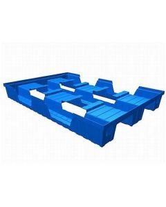 Pallesko 1200x1000mm - blå