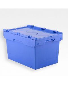 Transportkasse 609x399x457 mm - blå