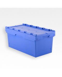Transportkasse 809x399x357 mm - blå