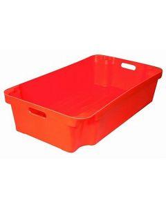 SFK-1 kasse 740x425x171 mm - rød