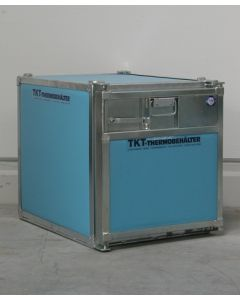 Termoskab 170 L - 800x600x680 mm - blå
