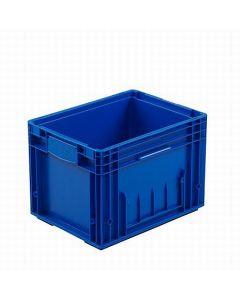 RL-KLT kasse type 4280 - 396x297x280 mm - blå