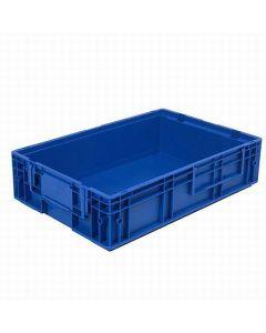 RL-KLT kasse type 6415 - 594x396x147 mm - blå
