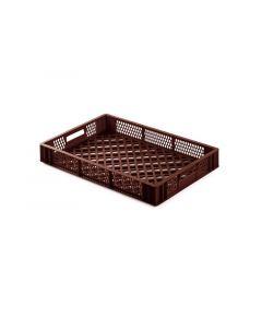 Brødkasse 600x400x87 mm - brun