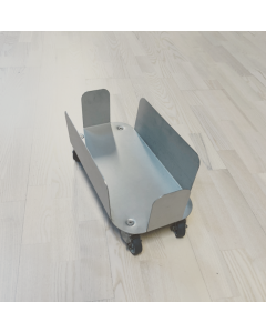 Tralle NY MODEL- ENKELT 60 L - rustfri stål