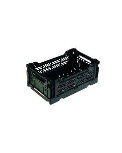 Foldekasse Mini Box 266x171x105/27 mm- sort