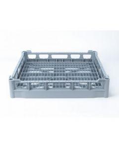 Opvaskekurv 500x500 mm - grå