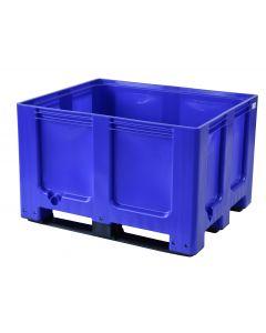 Europlast kar lukket CTR m/3 meder - blå