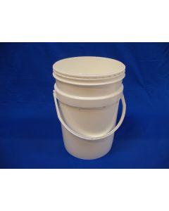 Plastsp 992-22,9 L.-plasth.UNY-godk.- Hvid