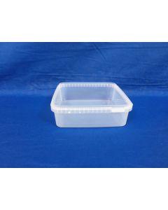 Plastbøtte 5541-1500 ml.- Frysekvalitet - Natur