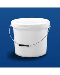Plastsp HOM17500 - 16,1 L.m/metalh.- Hvid