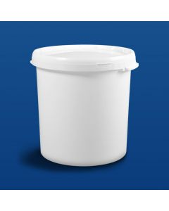 Plastspand HOM30000 - 32 L.- Hvid