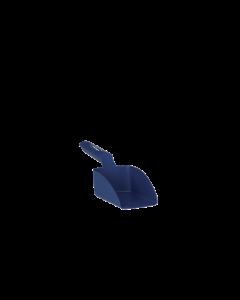 Detekter bar håndskovl - 0,5 liter - Blå