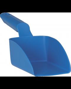 Plasthåndskovl - 0,5 liter - Blå