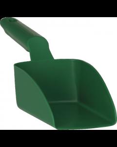 Plasthåndskovl - 0,5 liter - Grøn