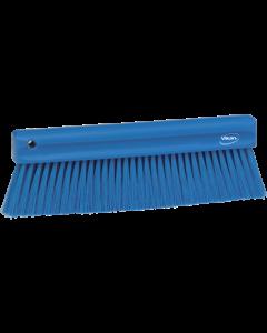 Melbørste 300 mm - bløde børster - blå