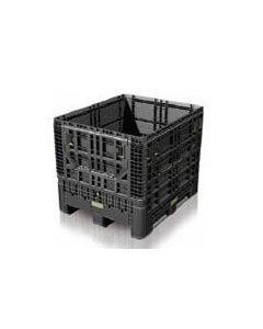 Tytan folde container 1197x997x975 mm - sort